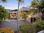 AUCKLAND NORTH SHORE NEW ZEALAND COASTAL HOME