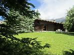 Comfortable cottage ideal for mountain lovers and skiing