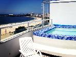 Ocean Front Penthouse Copacabana 3 Suites