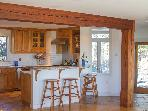 Breezy Bright Wellfleet Home (Family Friendly)