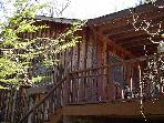 Located in Pisgah National Forest!