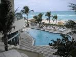 2BR Direct Ocean front Beach resort Ocean Point