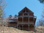 Stunning 5BR House w/ Upgraded Furnishings, Large Deck, & 40-Mile Views! *NEW PHOTOS*