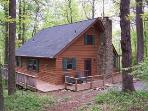 Private 3BR Blue Ridge Mtn Cabin - Huge Deck