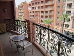 1 Bedroom Flat (sleeps 4) in Centre of Marrakech.