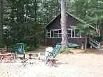 4 Season Cottage in Sebago Lake Region in Naples