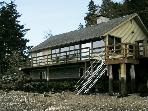 Alderbrook Area Beach House, Hood Canal Waterfront