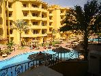 Apartment in British resort, Hurghada, Egypt