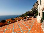 Yellow Suite, Amalfi Coast