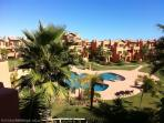 Luxuy Beach Golf 2 Bed SeaView