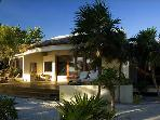 Luxury 2 bedroom Belize villa. Private luxury at it's best