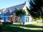 St Malo modern holiday villa