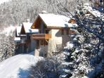 Chilled Mountain Ski Chalets