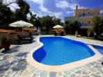 Skiathos sunset villas