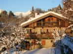 Chalet in Megeve 6 Bedrooms