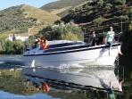 PORTO DOURO CANAL BOAT HIRE