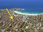Bondi Beach on your doorstep