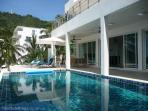 Amazing 5br poolvilla seaview