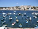 Seafront Holiday  Apt. Malta