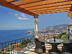 023-Luxury Funchal bay view