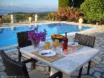 Villa Bacchus Kassiopi Corfu