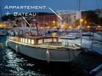 Rent big luxury to Banyuls