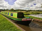 Olivia - Canal Cruising Co Ltd