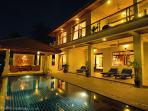 4-Bedroom Seaview Samui Villa