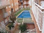 2 Bed Apt Pool, WIFI, Sat TV