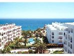 2 bed flat in the Algarve