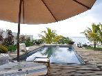 Luxury Beach Villa Tamarin