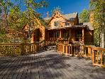 Craftsman's Style Vacation Home Near Fall Creek Falls State Park
