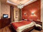 1 bedroom apt in St.Petersburg, close to Hermitage