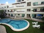 Pool Side Condo with Private Patio- Luna Enamorada