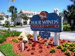 Four Winds Condominium - Crescent Beach-Oceanfront