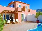 Villa in heart of La Caleta
