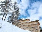 Luxury ski flat in Les Coches