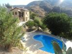 Sermar Villa with Pool & Wi-Fi