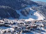 Apartment Courchevel Le Praz