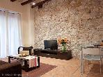 Palau Guell apt for 6 persons