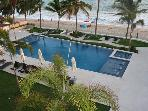 Beachfront 3 BDR Condo ~  2 Bedroom Rate Available