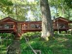 BayView Cottage - Waterfront- 2M to Indiana Beach