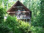Chalet on Mountain Ridge, sleeps 2-7, Private