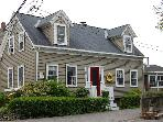 Antique Marblehead Seaside Home