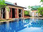 Baan Manu Chang, Krabi Private House