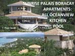 Sunrise Palais Boracay Poolapt
