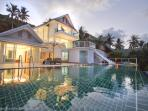 &#39;SeaPearl&#39; Samui Seaview Villa
