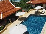 Ban Bang Makham Ocean View Luxury Pool Villa
