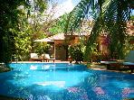 """COCONUT PALMS"" Beautiful Pool Villa in Paradise !"