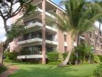Direct Oceanfront, Big Corner Lanai in Maalaea